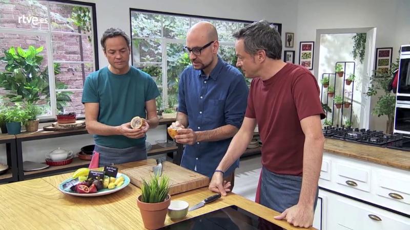Torres en la cocina - Iker Morán, repasa algunas frutas exóticas
