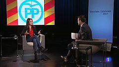 Entrevistes Eleccions 2017 - PPC - Andrea Levy