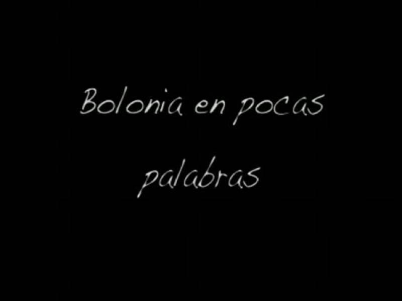 Estudiantes de 3º de Periodismo de la Universidad Católica San Antonio (Murcia) expresan sus opiniones sobre el Plan Bolonia.