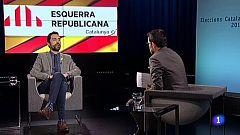 Entrevistes Eleccions 2017 - Esquerra Republicana de Catalunya - Roger Torrent