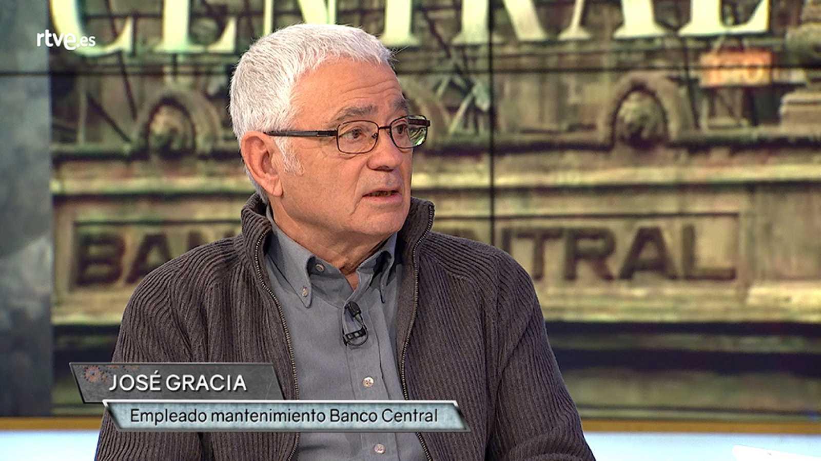 ENTREVISTA a José Gracia, uno de los rehenes que sobrevivieron al atraco del Banco Central. El asalto con más rehenes de la historia de la delincuencia española