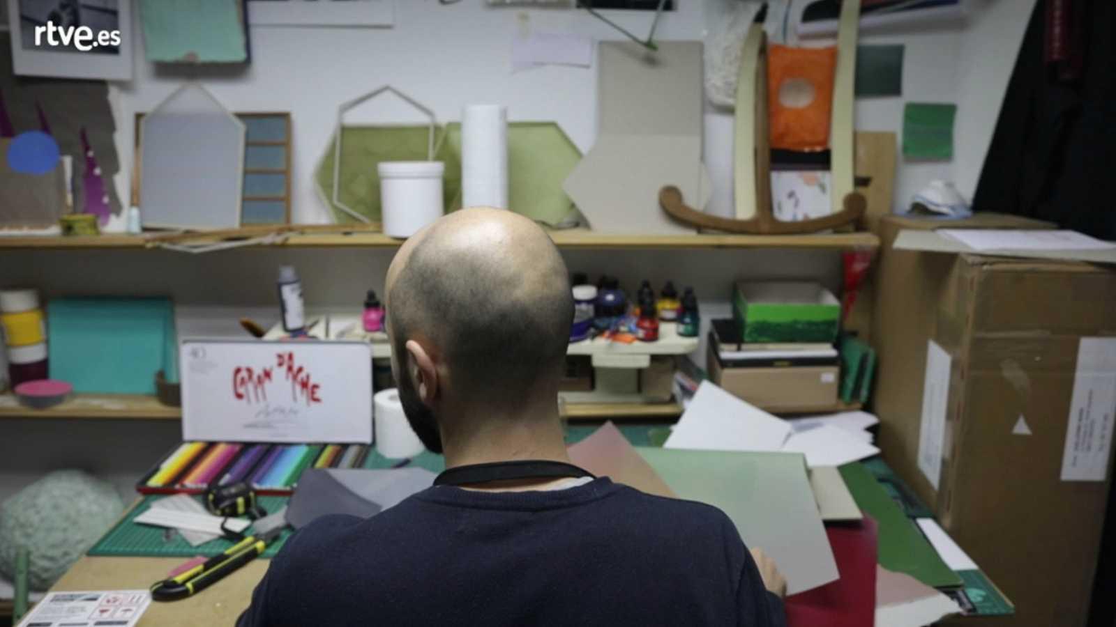 Desatados - 15 Guillermo Mora, Artista Plástico - Escuchar ahora