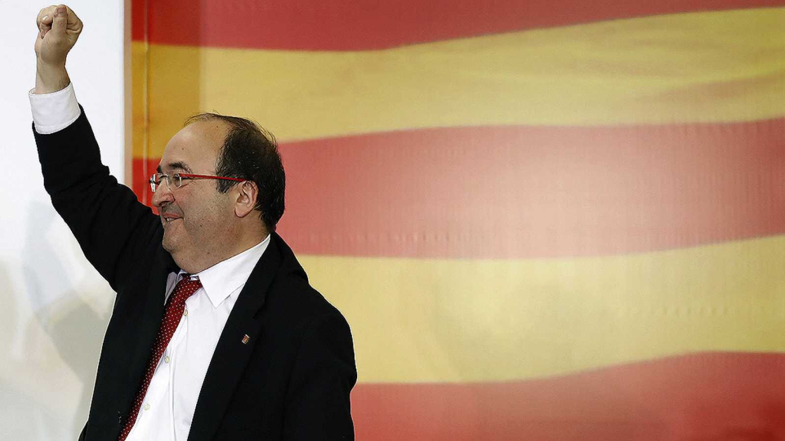 Elecciones catalanas: La propuesta de Iceta sobre indultos a los independentistas agita la campaña