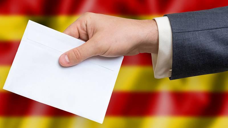 Los Desayunos de TVE: Análisis de las últimas encuestas de las elecciones en Cataluña