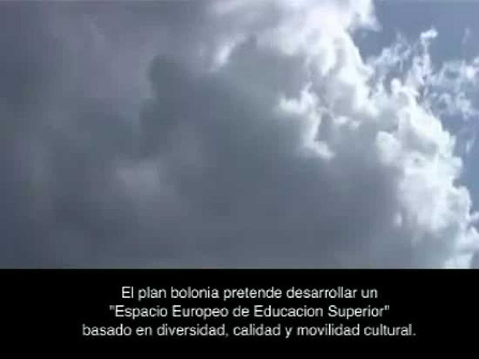 Johana Sánchez Mejías reflexiona sobre el (des)conocimiento del Plan Bolonia