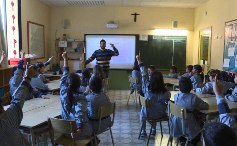 Repor - Inglis pitinglis - Edgar Saló, profesor de inglés Salesianos de Ripoll