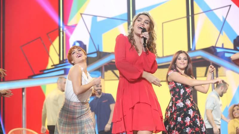 Operación Triunfo - Amaia canta 'Me conformo' en la Gala 8 de OT