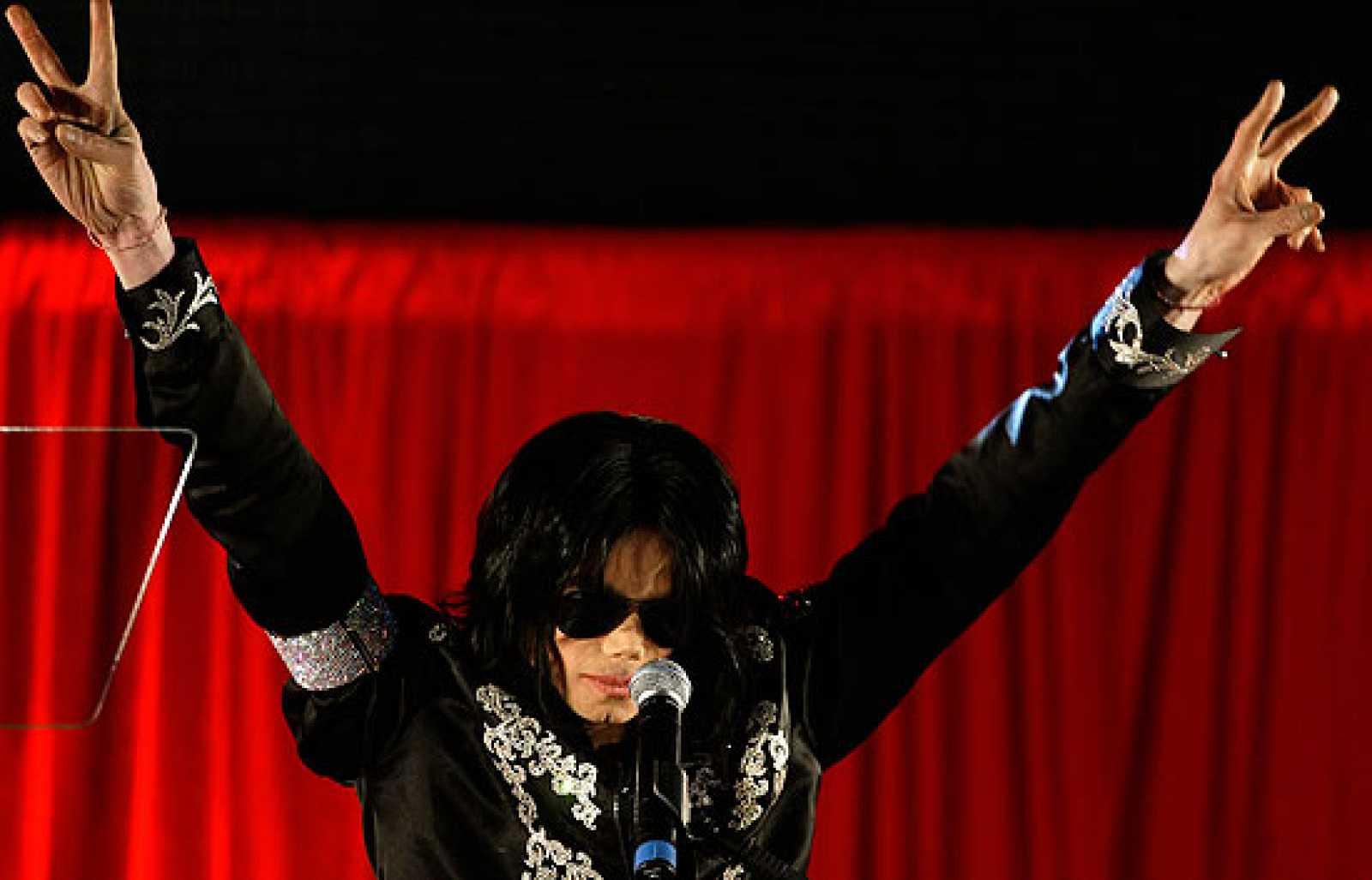 El llamado 'Rey del pop' ha anunciado que dará una serie de 10 conciertos en Londres el próximo mes de julio.