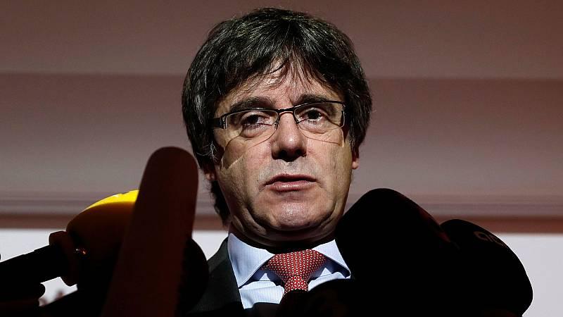 """Puigdemont: """"No es una jornada normal que no ha sido convocada en una situación de normalidad democrática"""""""