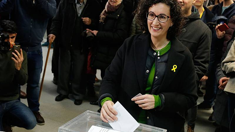 """Rovira confía en que """"la democracia se imponga"""""""