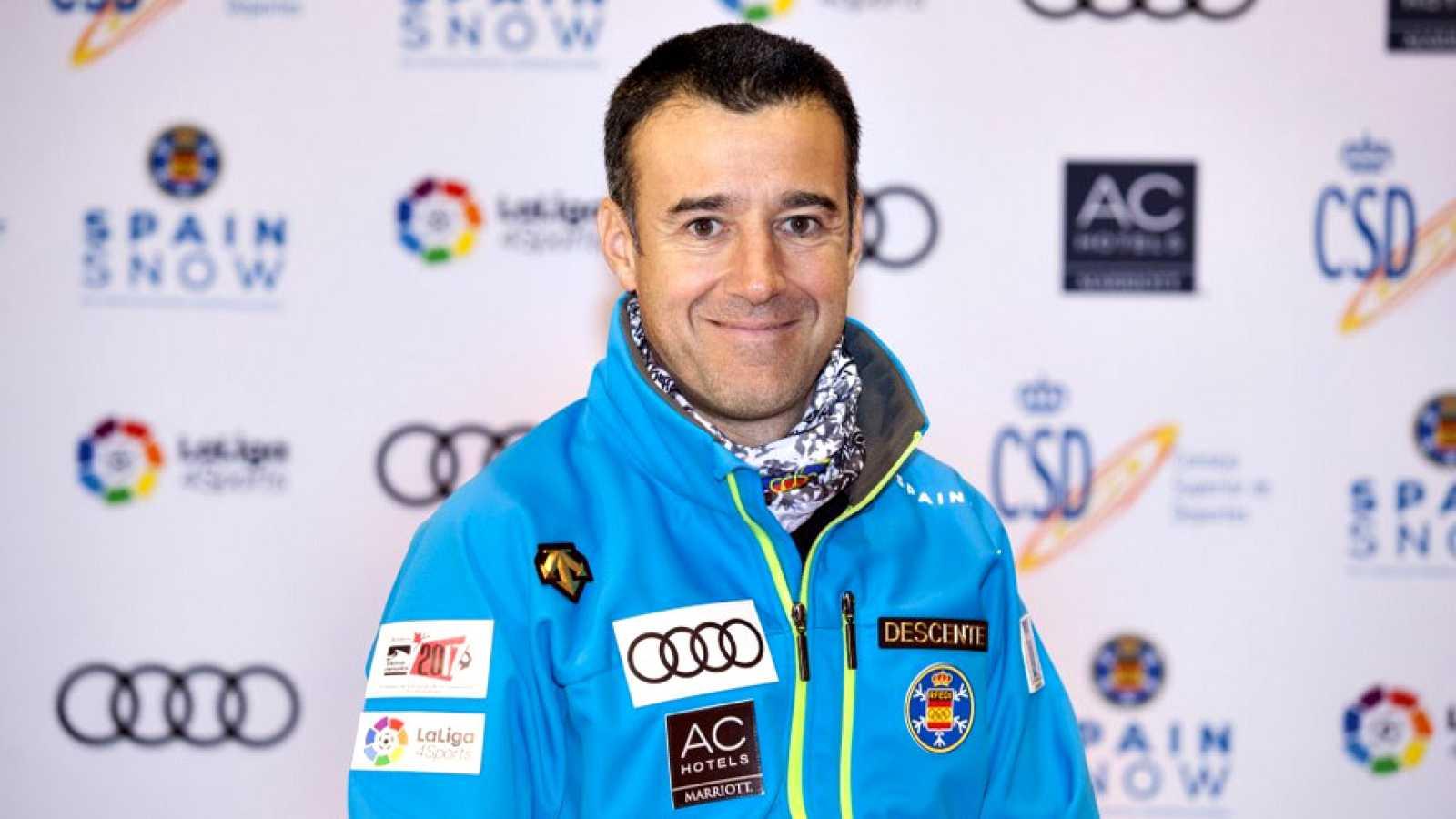 El presidente de la Real Federación Española de Deportes de Invierno (RFEDI) analiza las opciones españolas en los Juegos Olímpicos de Invierno de Pyeongchang 2018 y la nueva etapa que está por llegar en el organismo nacional.