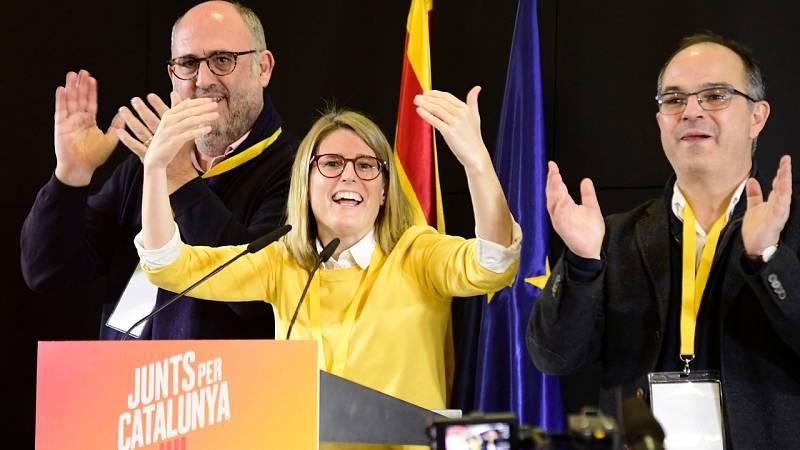 """Junts pel Catalunya: """"El 155 está muerto y enterrado"""""""