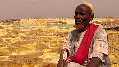 Grandes documentales - Tierras extremas: Las caravanas de la sal de Danikil