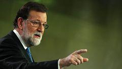 Rajoy ofrece diálogo dentro de la ley al nuevo Govern y descarta adelantar las elecciones generales