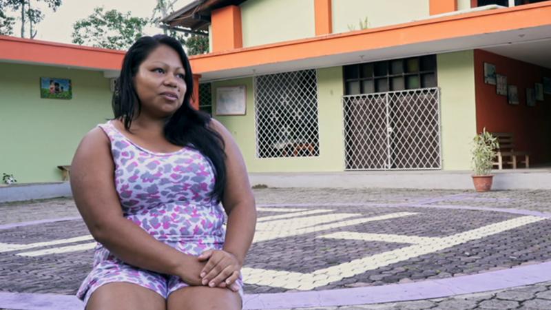 Héroes invisibles - Ecuador-Colombia - ver ahora