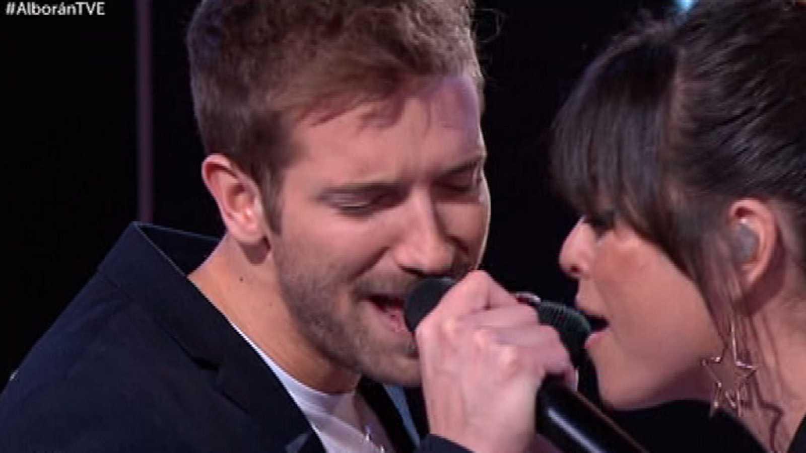 """Vanesa Martín y Pablo Alborán cantan """"Ya"""""""