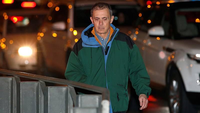 Jordi Pujol Ferrusola abandona la cárcel de Soto del Real tras abonar la fianza