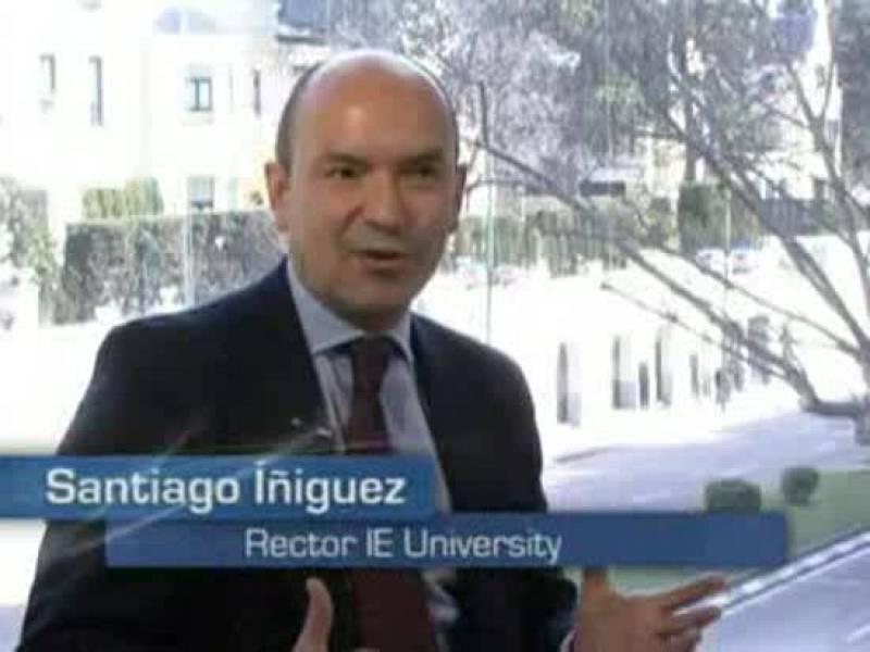 Visiones de Bolonia: Santiago íñiguez, rector de la IE Universidad