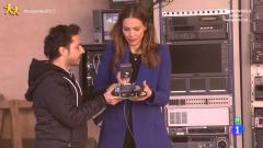 Gala Inocente Inocente 2017 - Eva González responde ante el ataque de un drone