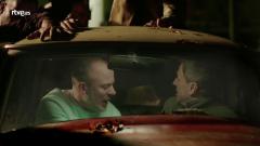 Especial Mota Nochevieja - Javier Gutiérrez y Mota escapan de los independentistas zombies