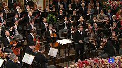 Concierto de Año Nuevo - La 'Marcha Radetzky' cierra el Concierto de Año Nuevo de 2018
