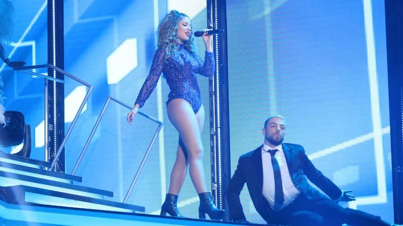 Operación Triunfo 2017 - Miriam canta 'Dramas y comedias' en la Gala 9 de OT