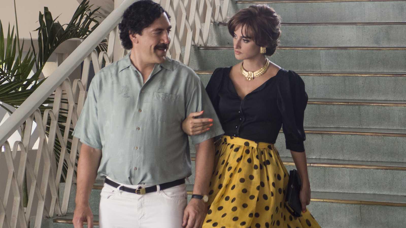 RTVE.es estrena en exclusiva el tráiler de 'Loving Pablo', con Penélope Cruz y Javier Bardem