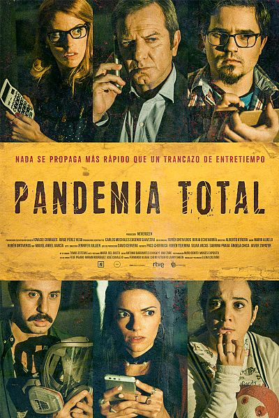 'Pandemia total'