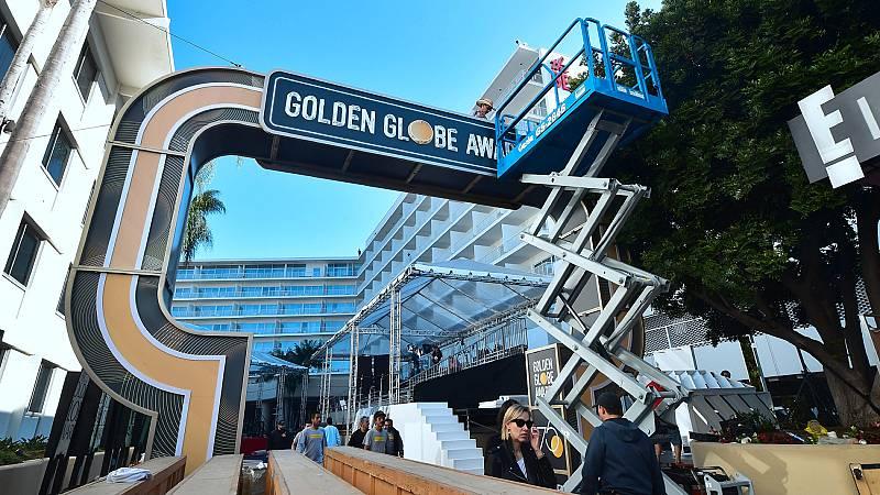 Las actrices vestirán de negro en los Globos de Oro para denunciar los abusos sexuales