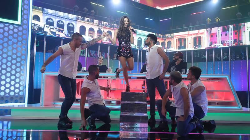 Operación Triunfo - Ana Guerra canta 'La negra tiene tumbao' en la Gala 10 de OT