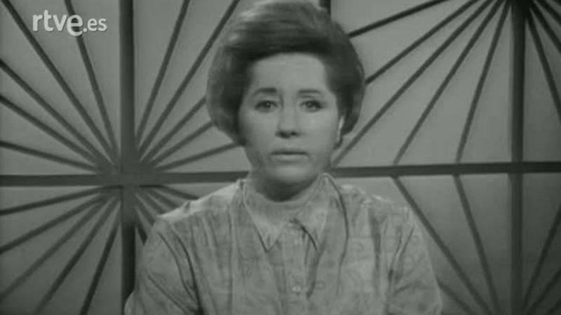 'Vamos a la mesa', con Maruja Callaved (1967)