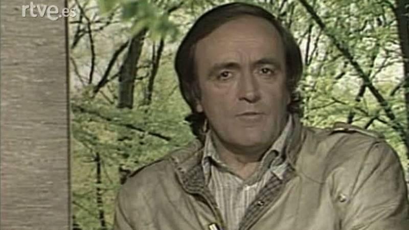 Última entrevista televisiva a Félix Rodríguez de la Fuente