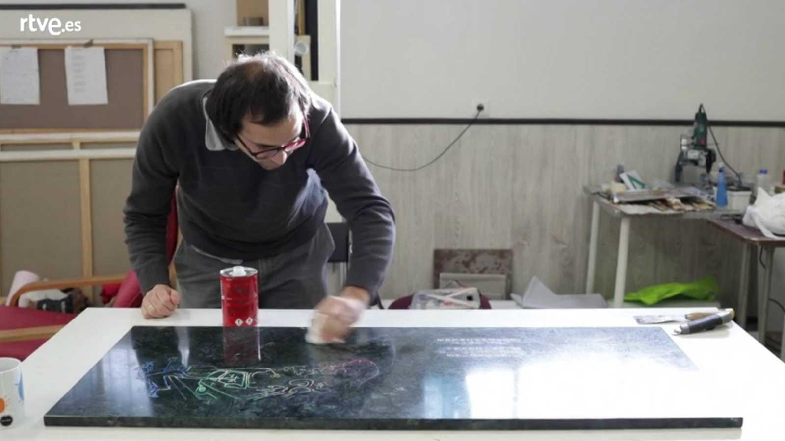 Desatados - Daniel Silvo, Artista multidisciplinar - Ver ahora