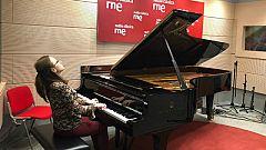 Estudio 206 - Marianna prjevalskaya (pianista) - 12/01/18