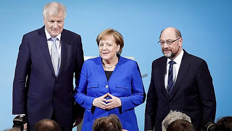 Acuerdo para formar Gobierno en Alemania