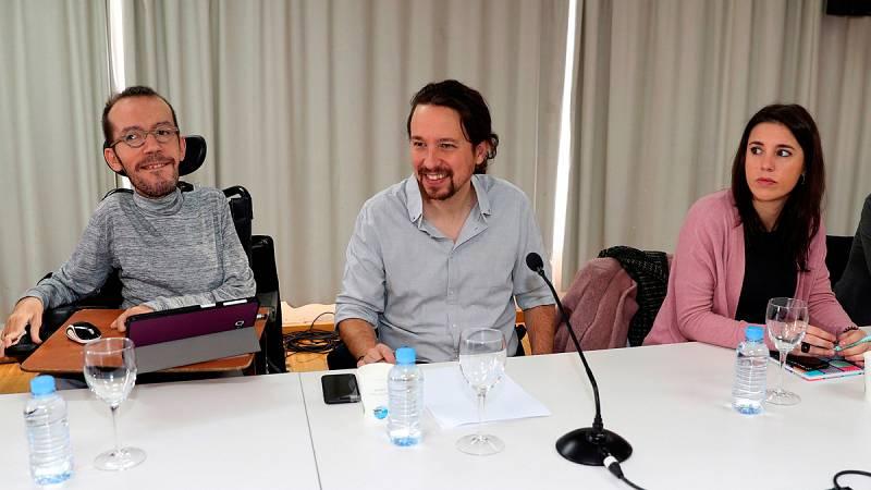 """Iglesias: """"Es nuestra responsabilidad que la España del 15M gane a la vieja España de las guerras de banderas"""""""