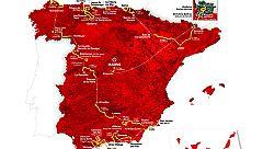 Recorrido de la Vuelta a España 2018