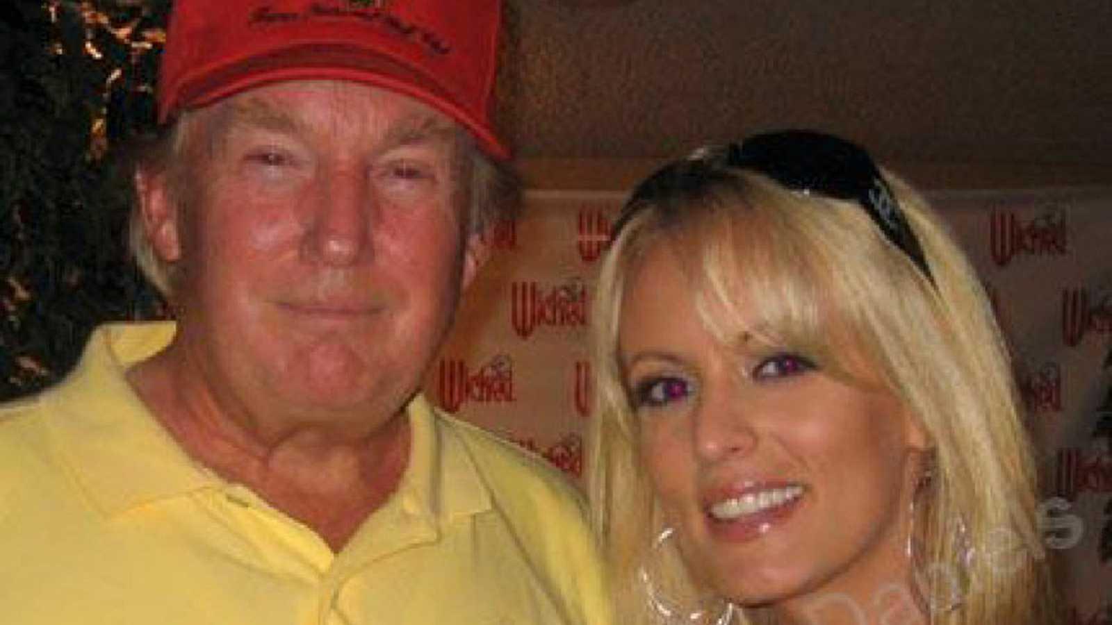 Actriz Porno Decibe trump pagó a una actriz porno 130.000 dólares por su silencio, según el wsj