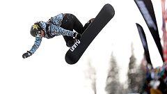 Snowboard - Copa del Mundo. Finales Halfpipe