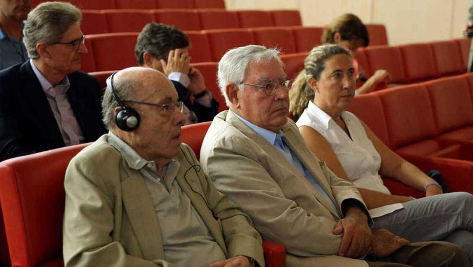 La Audiencia de Barcelona resuelve este lunes la sentencia por el expolio del Palau de la Música