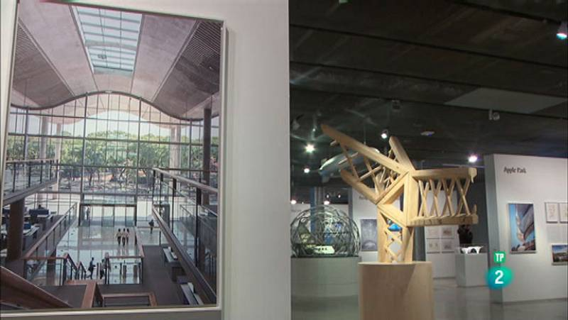 La Aventura del Saber Exposicion Norman Foster arquitectura sostenibilidad #AventuraSaberArte