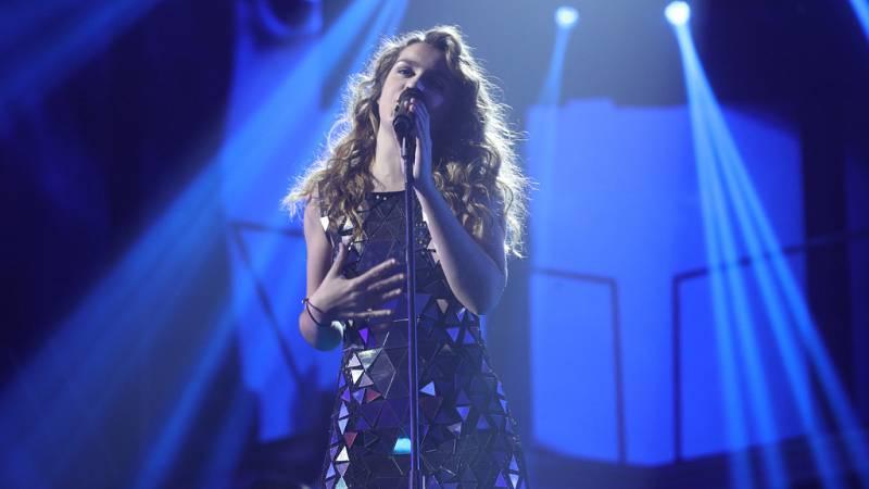 Operación Triunfo - Amaia canta 'Love on the brain'