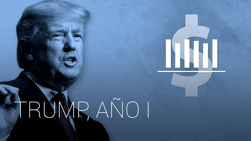 La pujanza económica es el salvavidas de la presidencia Trump