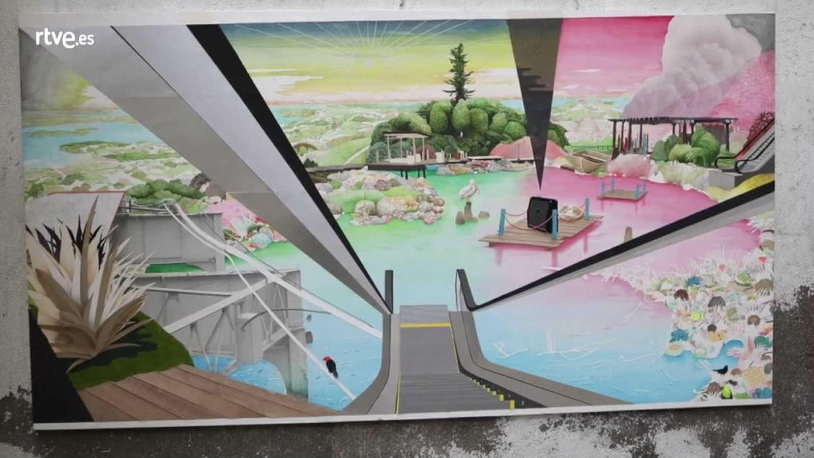 Desatados - 20 Santiago Talavera, Artista Visual - 19/01/18 - ver ahora
