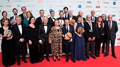 'La librería' y 'El autor' se reparten el galardón a Mejor película de la 23 edición de los Premios Forqué