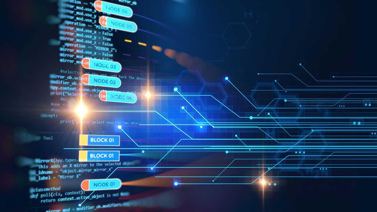 Qué es el sistema de registro de cadena de bloques o 'blockchain ...