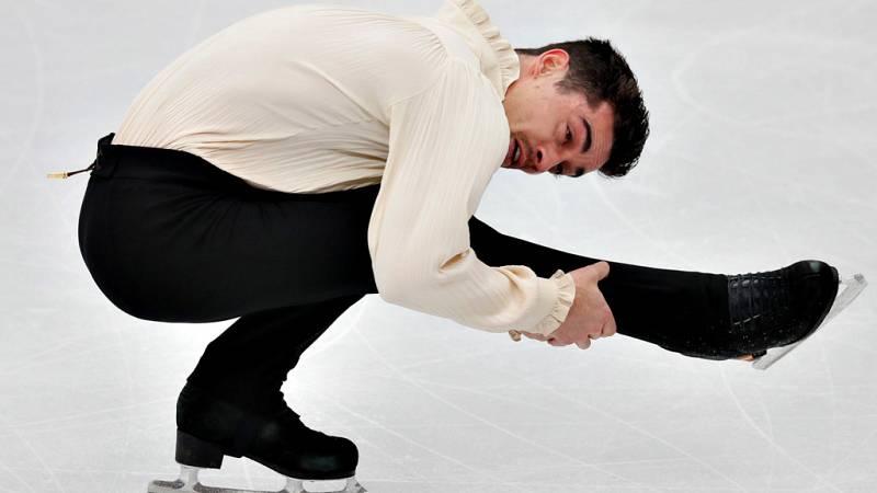 Los patinadores japoneses serán los máximos rivales para el patinador madrileño.