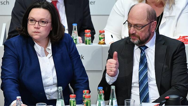 Alemania se prepara para una nueva gran coalición