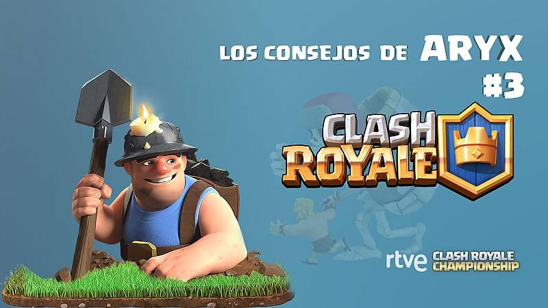 Clash Royale. Los consejos de Aryx 3 - Los 'counters' de las cartas