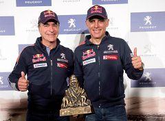 """Sainz: """"Llegará el día de dejar el Dakar"""""""